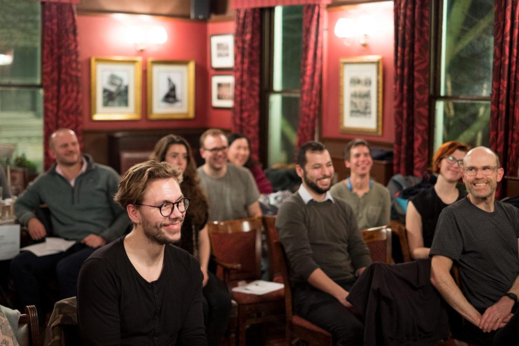 Holborn Speakers Meeting